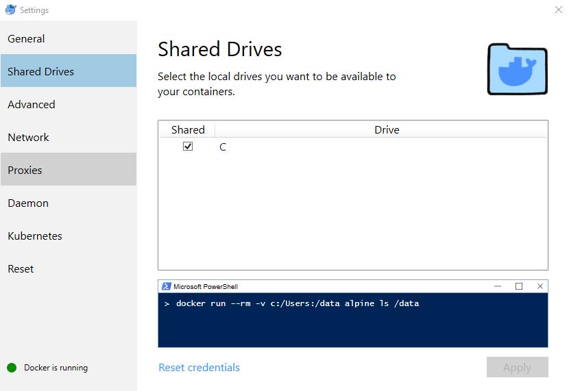 Docker Desktop troubles on Windows 10